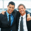 Friends and business partners - Stock Photo