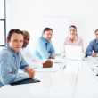 Business team meeting - Stock Photo