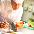 Chef's touch - Stock Photo