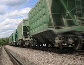 Cargo transport logistics — Stock Photo