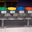 Recycle bins — Stock Photo #7616834