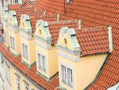 Roofing details — Stock Photo