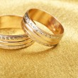 Wedding rings — Stock Photo #6790310