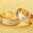 Wedding rings — Stock Photo #6790317