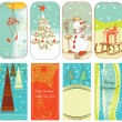 Christmas backgrounds — Stock vektor #7032560