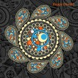 Diwali background -  