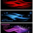 Christmas backgrounds — Stock Vector