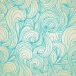 Royalty-Free Stock Vector Image: Retro swirls seamless pattern
