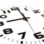 Nine o'clock — Stock Photo