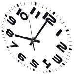 Eight o'clock — Stock Photo