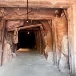 Tunnel mine — Stock Photo