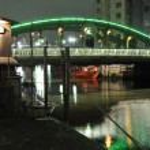 tokyo di notte — Foto Stock