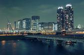 Night Odaiba, Tokyo — Stock Photo