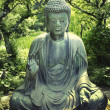 Japanese Buddha - Stock Photo