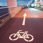 Постер, плакат: Bicycle road