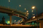 Tokyo highways — Stock Photo