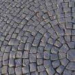 Cobblestones of Palace Square — Stock Photo