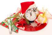 Time for christmas ! — Stock Photo