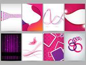 Brochure design — Stock Vector