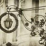 Street lantern — Stock Photo #7137220