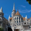 Fisherman´s Bastion in Budapest — Stock Photo
