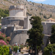 Fortification of Dubrovnik — Stock Photo