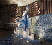 Wieliczka Salt Mine — Photo