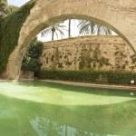 Mallorca almudaina palace — Stock Photo #7303782