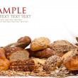 Assortment of bread — Stock Photo #6870849