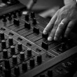 DJ playing music — Stock Photo #6871031