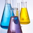 Laboratory glassware — Stock Photo #6871085