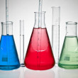 Laboratory glassware — Stock Photo #6871107