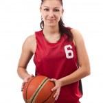 Basketball — Stock Photo #6871261