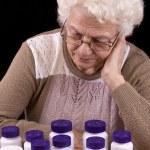 Senior woman — Stock Photo #6871456