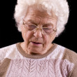 Stockfoto: Elderly woman