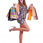 Shopping — Stock Photo #6871630
