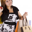Woman shopping — Stock Photo #6872752