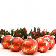 Christmas balls — Stock Photo #6873124
