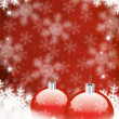 Christmas background — Stock Photo #6873151