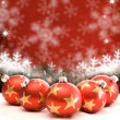 Christmas background — Stock Photo #6873167