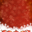 Christmas background — Stock Photo #6873174