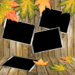 Autumn frame — Stock Photo #6873219