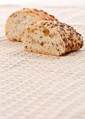 вкусный хлеб — Стоковое фото