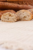 Vers brood — Stockfoto