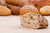 Pão saboroso — Foto Stock