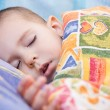 Sleeping baby — Stock Photo #7516505