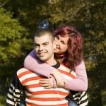 casal amor — Foto Stock
