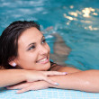 Young woman relaxing — Stock Photo #7517663
