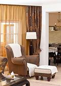 Klasické obývací pokoj — Stock fotografie