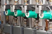 Vodní čerpadla — Stock fotografie